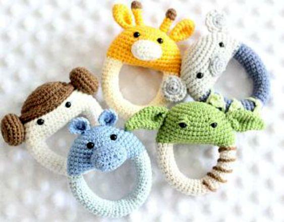 crochet toys original ideas 8