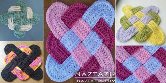 crochet weaved