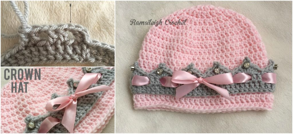 crown-hat-crochet