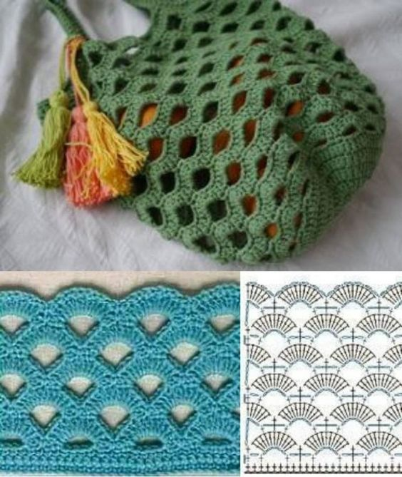 easy crochet bag patterns 8