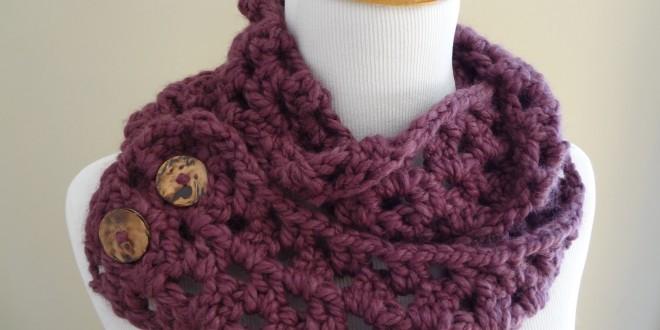 fiona scarf crochet