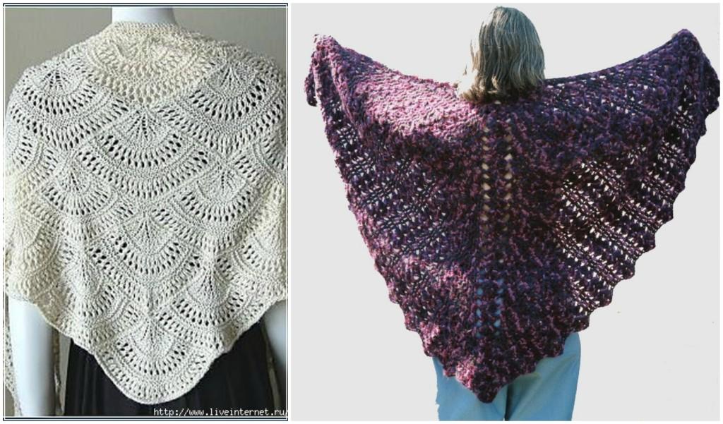 Crochet Healing Prayer Shawl