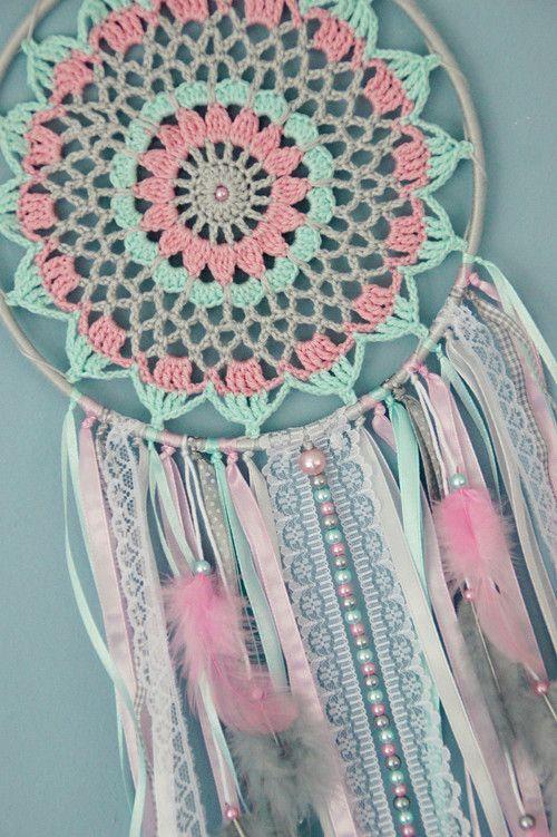 how to crochet easy mandala 3