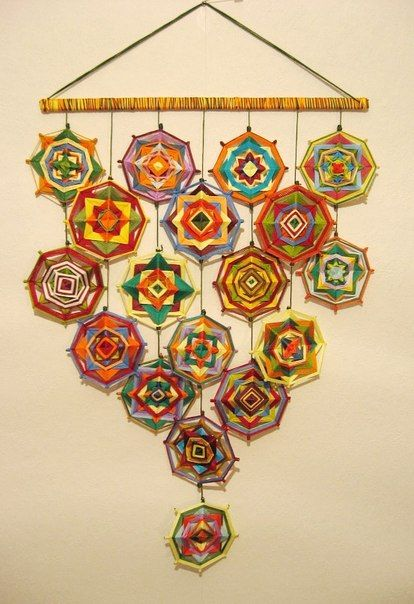 how to crochet easy mandala 9