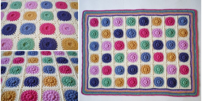 jolly mould crochet blanket