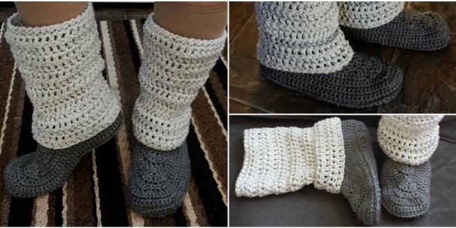 legwarmer crochet