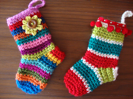 little-christmas-socks