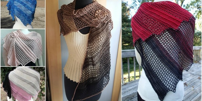lizard shawl wrap
