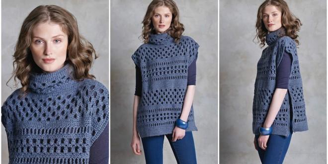 mckenna sweater crochet