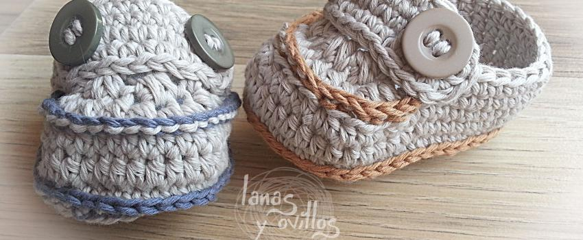 Baby Loafers Moccasins Crochet Video Free Pattern