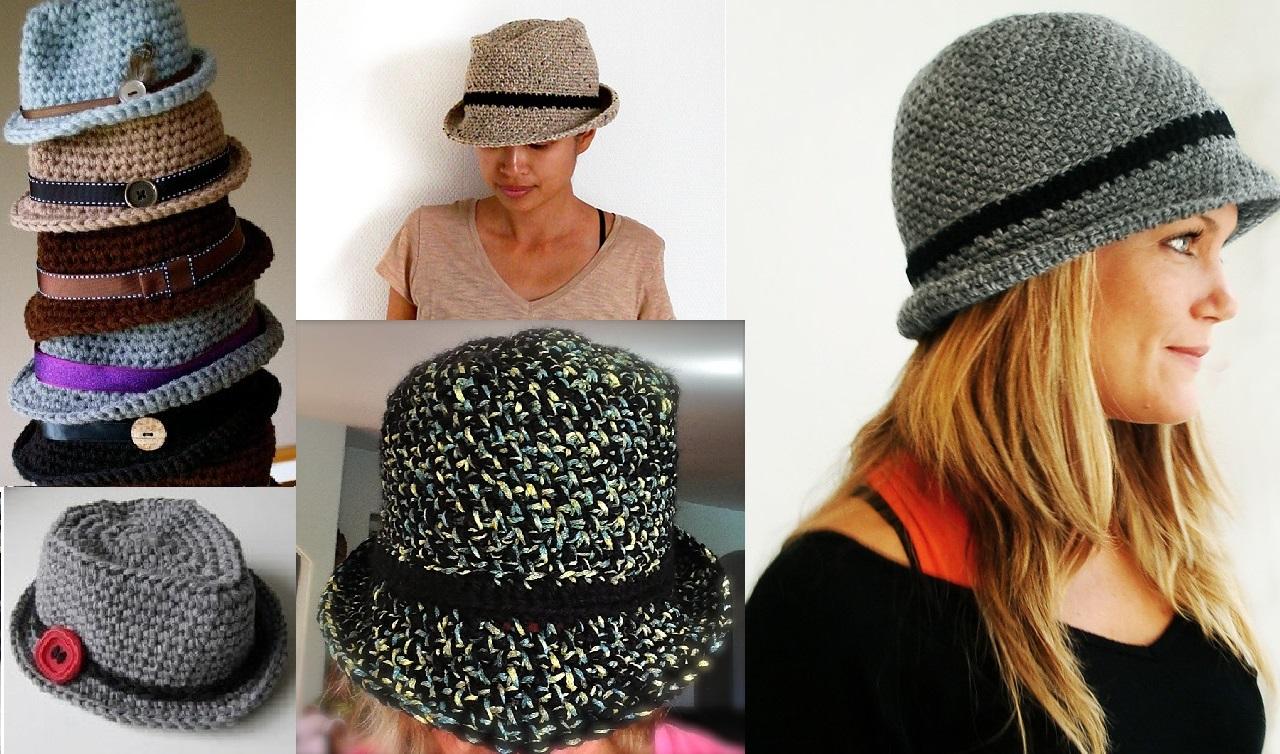 How To Crochet Novi Hat Free Pattern Video