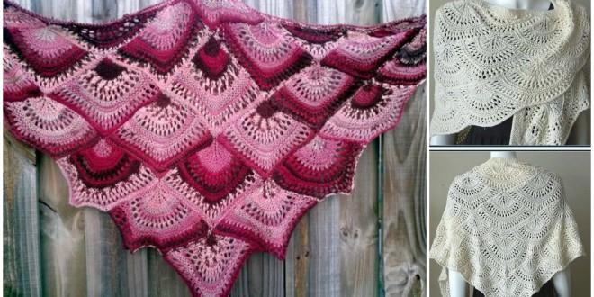 panda silk shawl