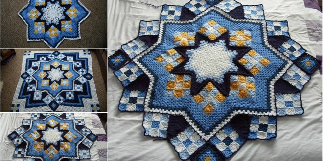 patchword blanket