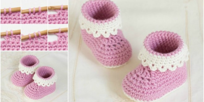 pink lady booties