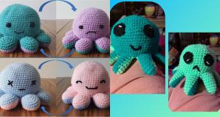 reversible octopus crochet tutorial