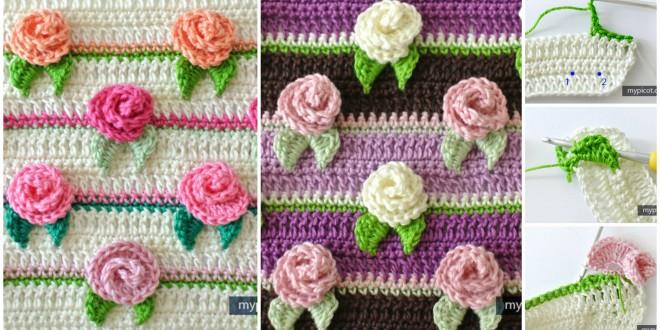 rosebug crochet