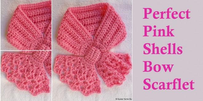 shells bow scarflet