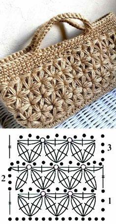 star stitch knitting pattern 1