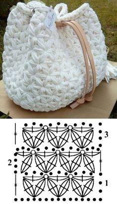 star stitch knitting pattern 3