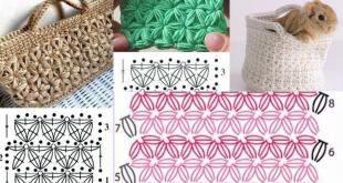 star stitch knitting pattern