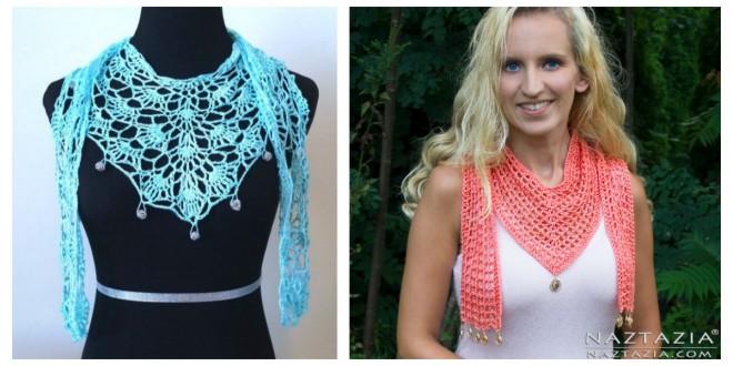 v scarf pattern